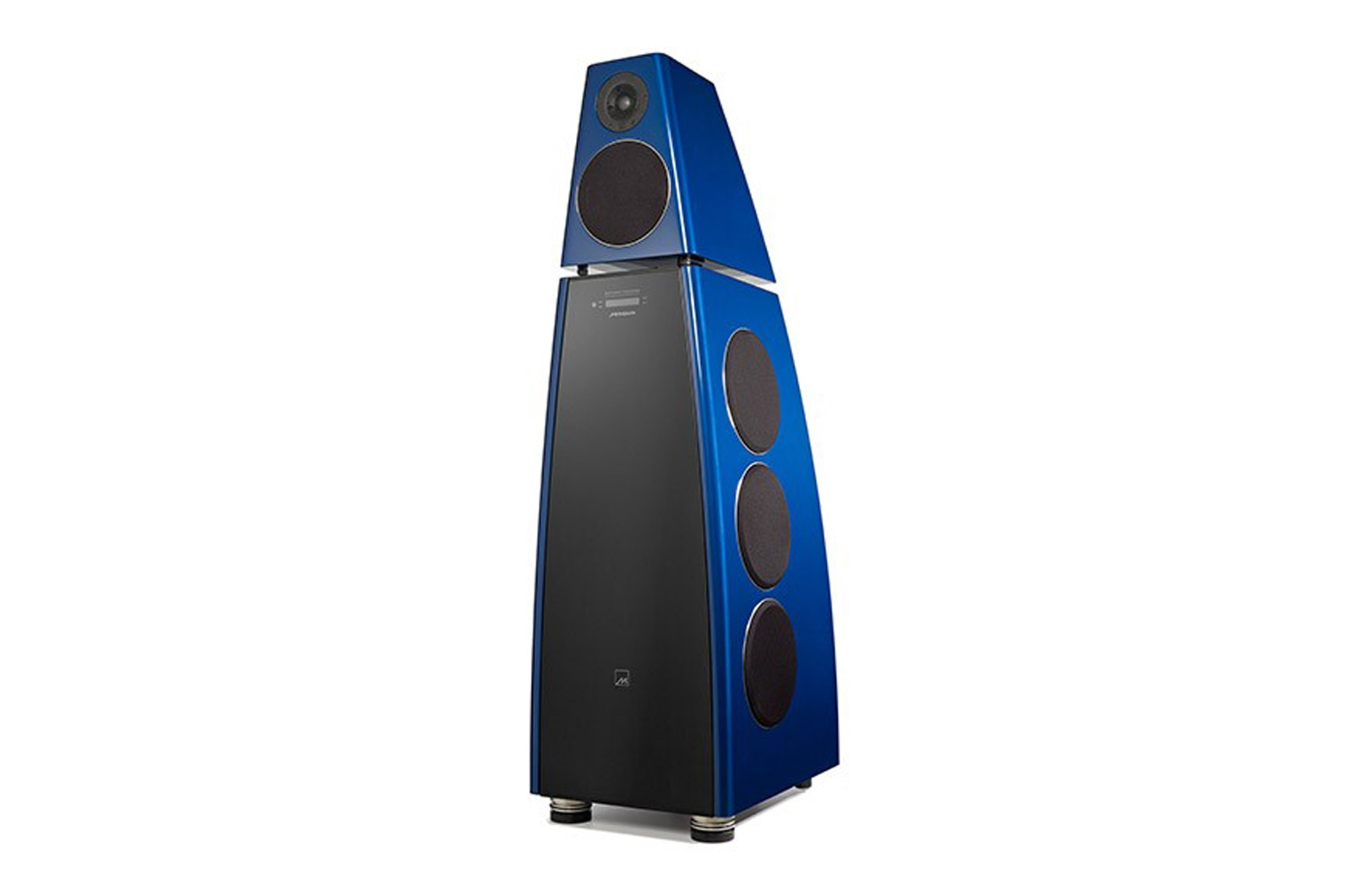Meridian 8K loudspeaker in various colours